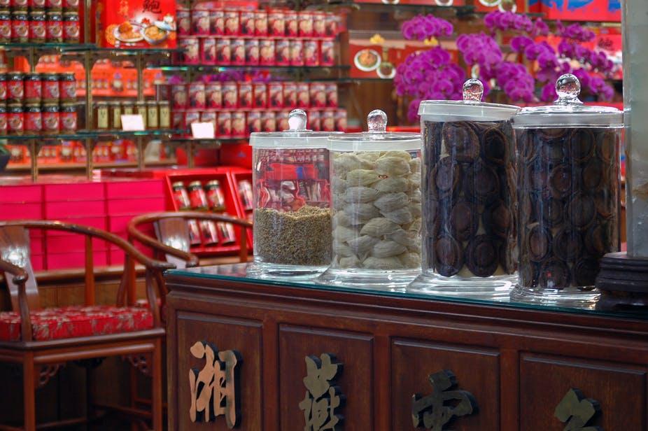 Pengobatan Tradisional Cina Dalam Sistem Kesehatan Modern